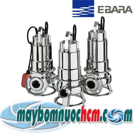 Máy bơm chìm nước thải Ebara DW VOX 100 1HP 380V