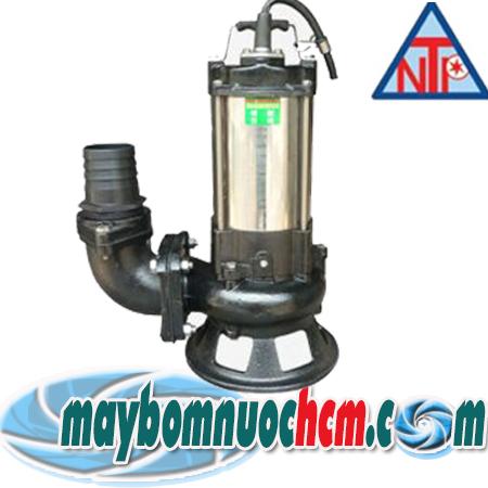 Máy bơm chìm hút bùn NTP HSF280-12.2 20 3HP